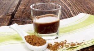 Reishi Pulver und Tee